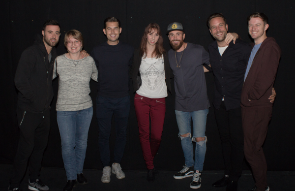 The Overtones Germany Team