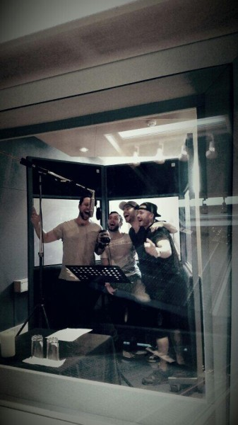 Studio Shot 6.6.2014