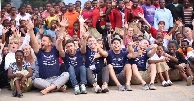 The Boys in Rwanda