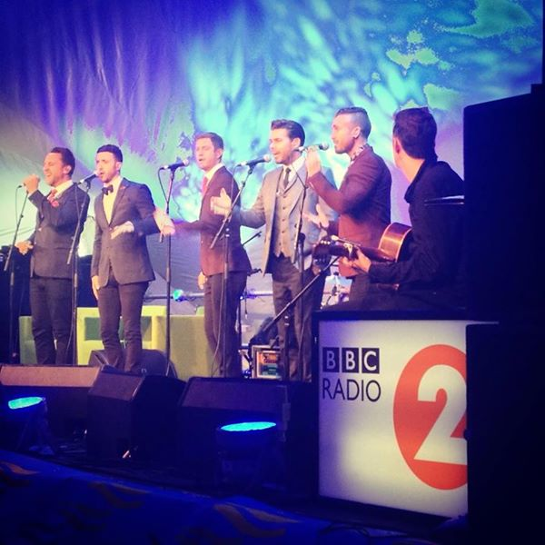 The Boys at BBC at the Quay Heidi pic