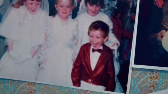 Timmy als kleines Kind (@sewingbee)