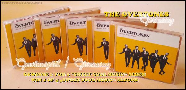 """""""Sweet Soul Music"""" Gewinnspiel"""