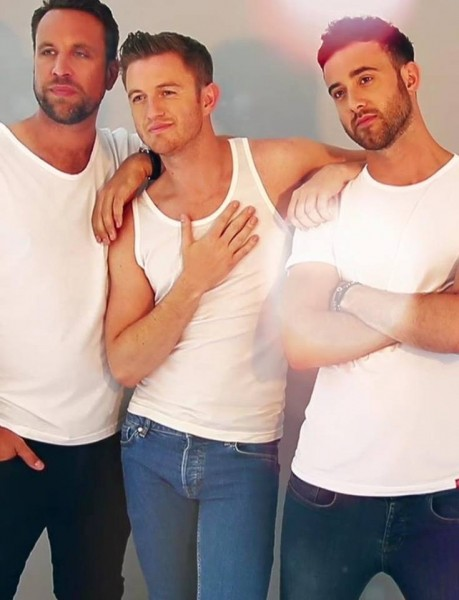 Lachie Timmy and Mark official Attitude Mag Hot100