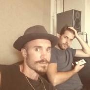 The Overtones im Studio