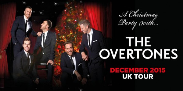 A Christmas Party with The Overtones