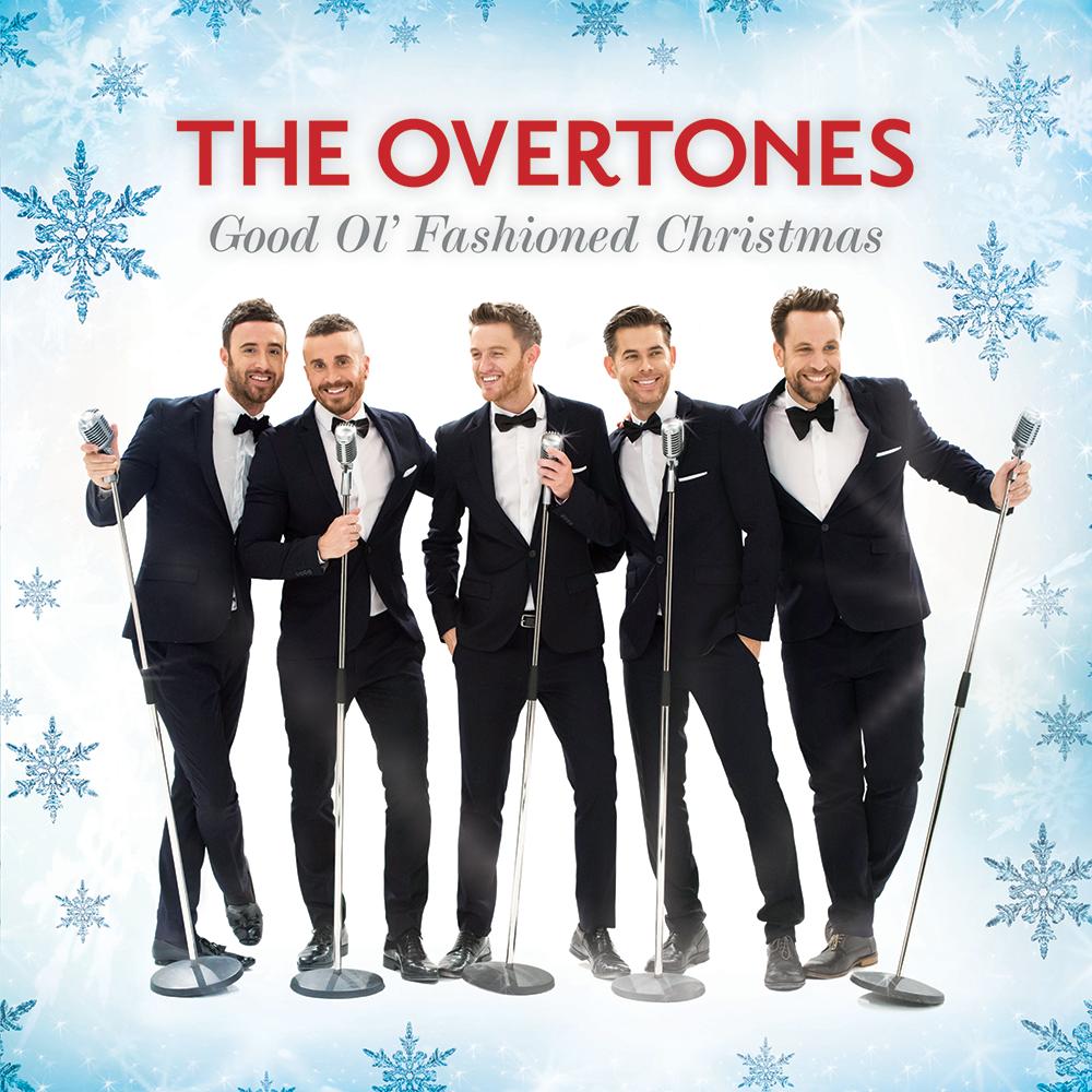 """Good Ol' Fashioned Christmas"" CD Cover"