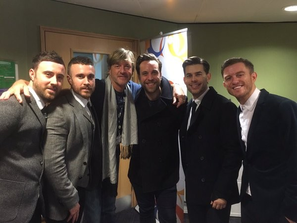 BBCRadio2 with Richard Madeley