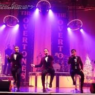 The Overtones Christmas Tour