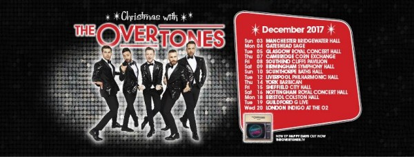 UK Christmas Tour 2017