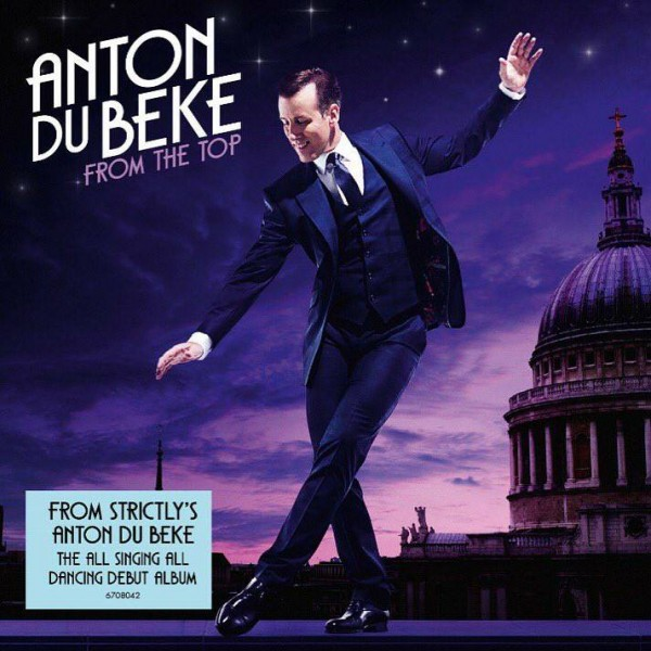 Anton Du Beke album